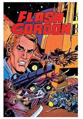 Flash Gordon Comic Book Archives Volume 3 Cover