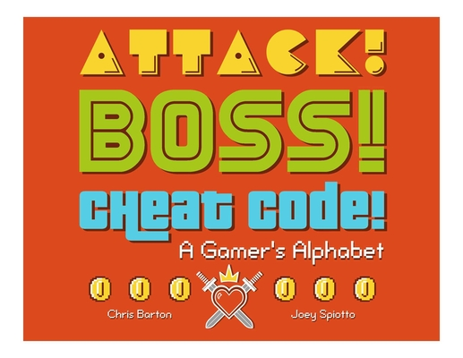 Attack! Boss! Cheat Code! Cover