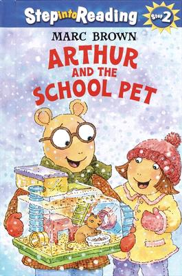 Arthur and the School Pet Cover