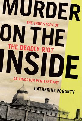 Cover for Murder on the Inside