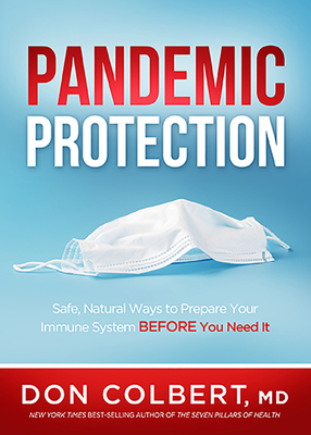 Pandemic Protection: Safe, Natural Ways to Prepare Your Immune System Before You Need It Cover Image