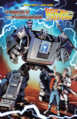Transformers/Back To The Future Cover Image