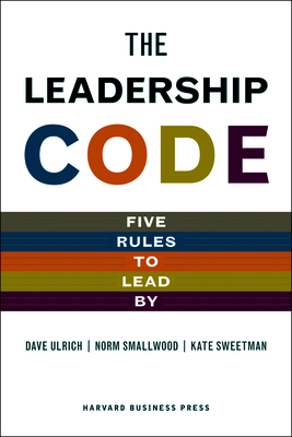The Leadership Code Cover