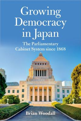 Cover for Growing Democracy in Japan