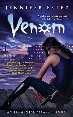Venom: An Elemental Assassin Book Cover Image