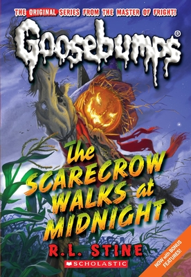 The Scarecrow Walks at Midnight (Classic Goosebumps #16) Cover Image