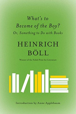 What's to Become of the Boy? Cover