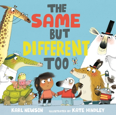The Same But Different Too Cover Image