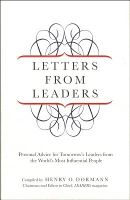 Letters from Leaders Cover