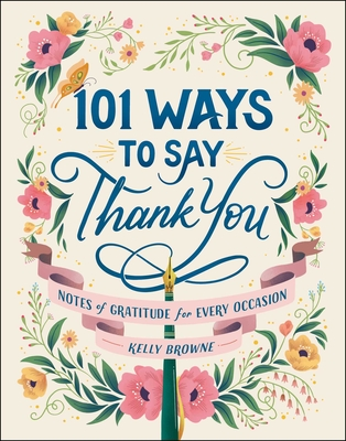 Cover for 101 Ways to Say Thank You