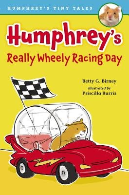 Humphrey's Really Wheely Racing Day (Humphrey's Tiny Tales #1) Cover Image