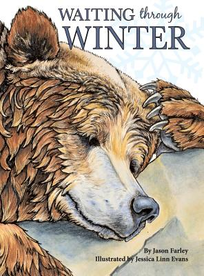 Cover for Waiting Through Winter