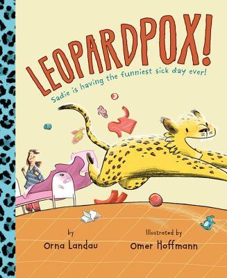 Leopardpox! Cover