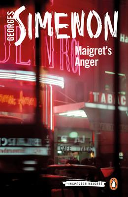 Maigret's Anger (Inspector Maigret #61) Cover Image