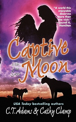 Captive Moon Cover