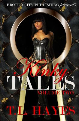 Kinky Tales Volume 2 Cover Image
