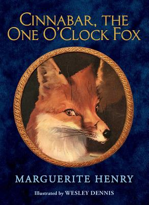 Cover for Cinnabar, the One O'Clock Fox