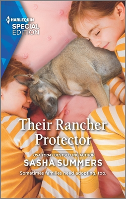 Their Rancher Protector Cover Image