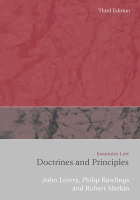 Insurance Law: Doctrines and Principles Cover Image