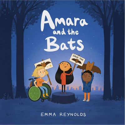 Amara and the Bats Cover Image