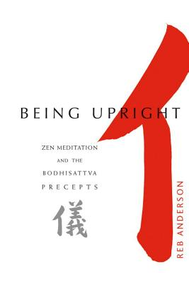 Cover for Being Upright