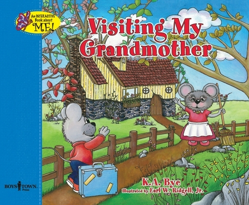 Visiting My Grandmother (Interactive Book about Me!) Cover Image