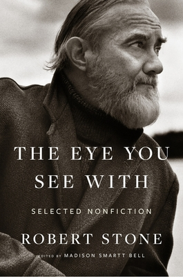 The Eye You See With: Selected Nonfiction Cover Image