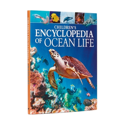 Children's Encyclopedia of Ocean Life Cover Image