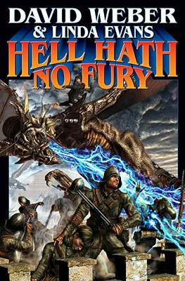 Hell Hath No Fury [With CDROM] (Multiverse #2) Cover Image