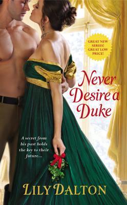 Never Desire a Duke Cover