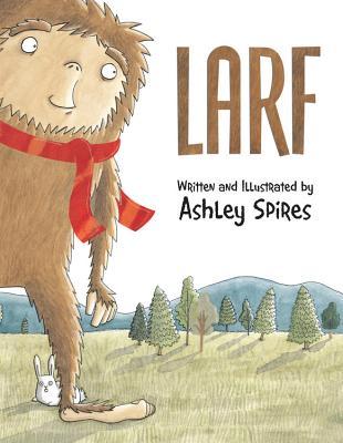Larf Cover