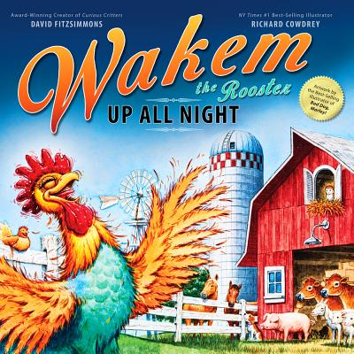 Wakem the Rooster: Up All Night Cover Image