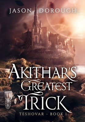 Akithar's Greatest Trick Cover Image