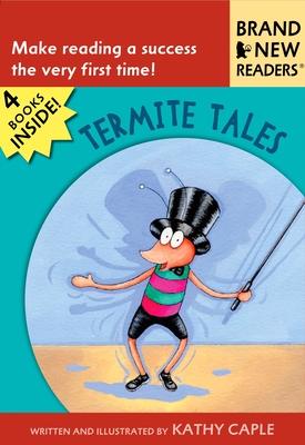 Termite Tales Cover Image