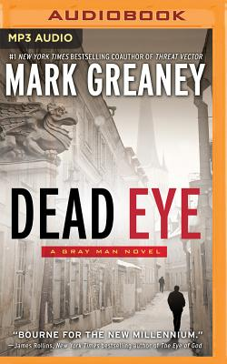 Dead Eye (Gray Man #4) Cover Image