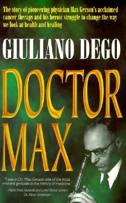 Doctor Max Cover