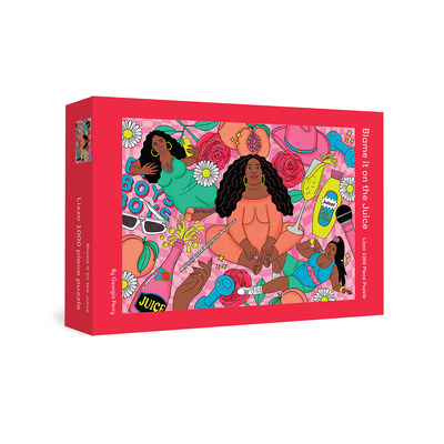 Blame It On The Juice: Lizzo 1000-Piece Puzzle (Piece Full) Cover Image