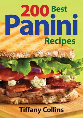 200 Best Panini Recipes Cover