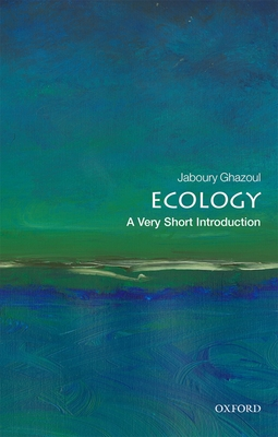 Ecology: A Very Short Introduction Cover Image