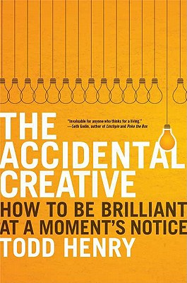 The Accidental Creative Cover