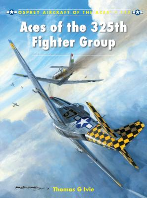 Aces of the 325th Fighter Group Cover