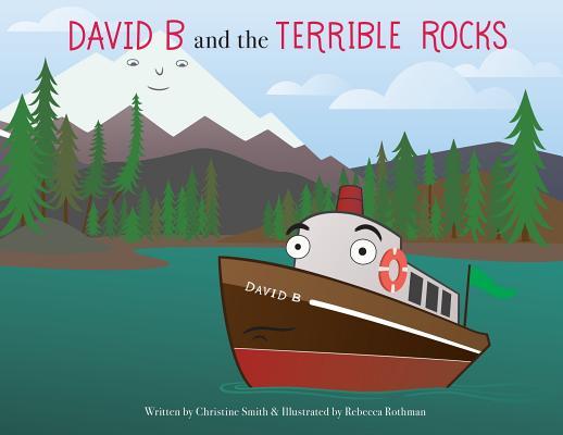 David B and the Terrible Rocks Cover Image