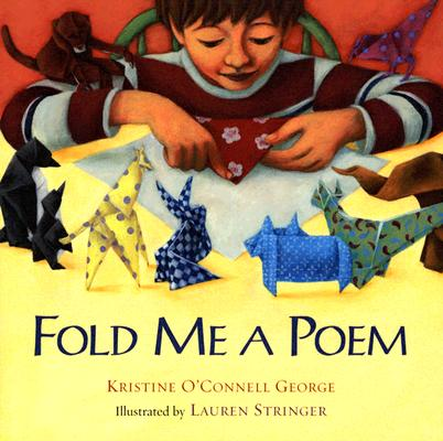 Fold Me a Poem Cover