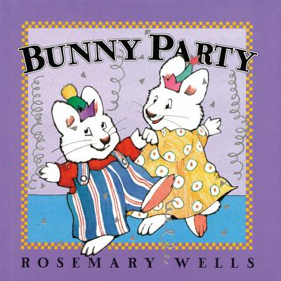 Bunny Party Cover