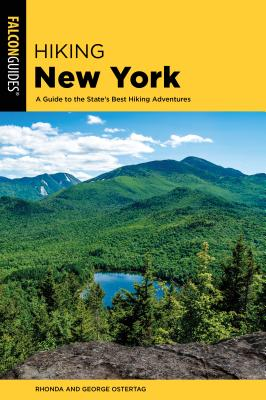 Hiking New York: A Guide to the State's Best Hiking Adventures (State Hiking Guides) Cover Image