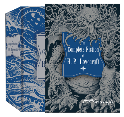 The Complete Fiction of H.P. Lovecraft (Knickerbocker Classics #12) Cover Image