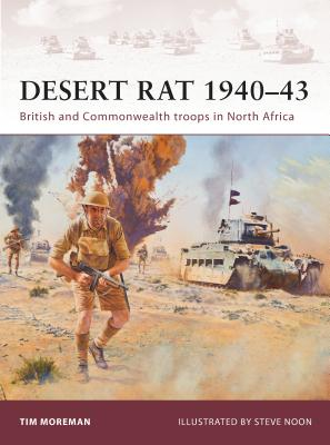 Desert Rat 1940-43 Cover
