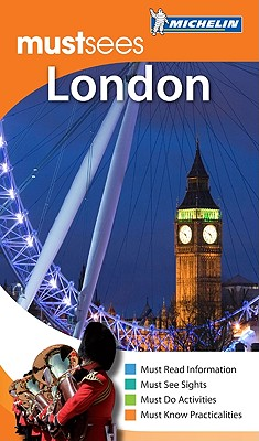 Michelin Must Sees London Cover
