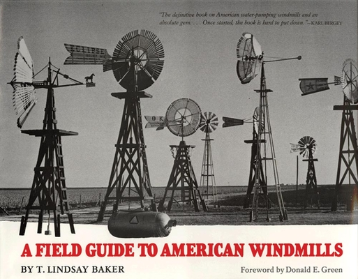 A Field Guide to American Windmills Cover Image