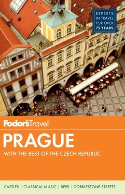 Fodor's Prague Cover